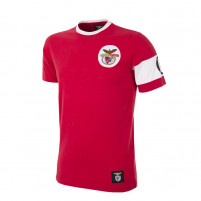 SL Benfica Retro Captain T-Shirt