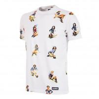 Calcio Donna T-Shirt (white)