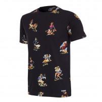 Calcio Donna T-Shirt (black)