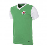 Red Star F.C. 1970's Short Sleeve Retro Football Shirt