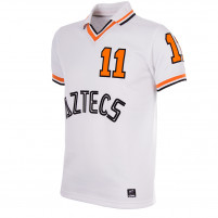 George Best L.A. Aztecs 1977 - 78 Short Sleeve Retro Football Shirt
