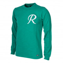 SK Rapid Wien 1956 / 1957 Long Sleeve Retro Football Shirt