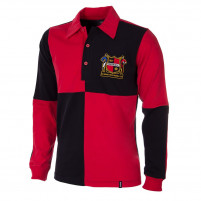 Sheffield FC 1950's Long Sleeve Retro Football Shirt