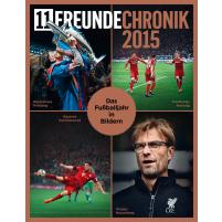11FREUNDE Chronik 2015