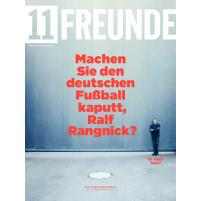 11FREUNDE Ausgabe #168 - Zum Nachbestellen - 11FREUNDE SHOP