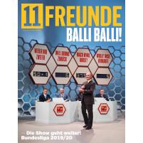 11FREUNDE Ausgabe #213 - Bundesliga-Sonderheft 2019/20