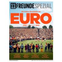 11FREUNDE SPEZIAL - Die andere Geschichte der EURO