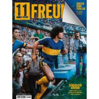 11FREUNDE Ausgabe #230 (inkl. Kalender 2021)