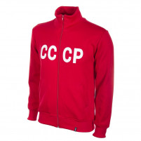 CCCP 1970's Retro Football Jacket