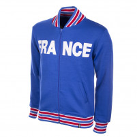 France 1960's Retro Football Jacket
