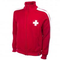 Switzerland 1960's Retro Football Jacket