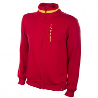 Spain 1978 Retro Football Jacket (red)