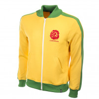 Cameroon 1980's Retro Football Jacket