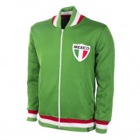 Mexico 1970's Retro Football Jacket