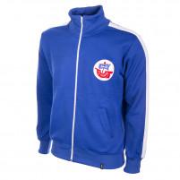 Hansa Rostock 1970's Retro Football Jacket