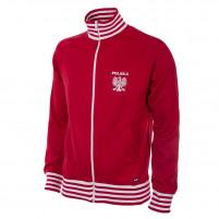 Poland 1980 Retro Football Jacket