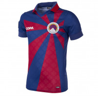 Tibet Home Short Sleeve Football Shirt