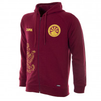 Tibet Zip Hooded Sweater