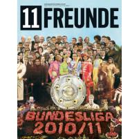 11FREUNDE Ausgabe #105 - Bundesliga-Sonderheft 2010/2011
