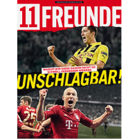 11FREUNDE Ausgabe #139