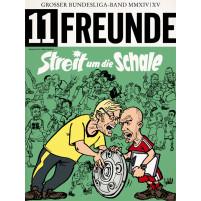 11FREUNDE Ausgabe #153 - Bundesliga-Sonderheft 2014/15