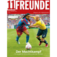 11FREUNDE Ausgabe #058