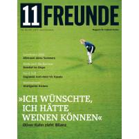 11FREUNDE Ausgabe #066
