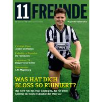 11FREUNDE Ausgabe #082