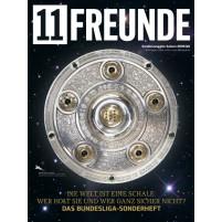 11FREUNDE Ausgabe #093 - Bundesliga-Sonderheft Saison 2009/10