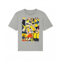 Dortmund Clash T-Shirt (Fairwear & Bio-Baumwolle) - Design: Hands Of God