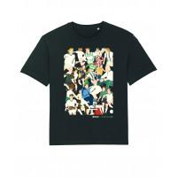 T-Shirt - Gladbach Clash (Fairwear & Bio-Baumwolle)