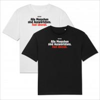 11FREUNDE T-Shirt - Auswärtsfans fast überall (Fairwear & Bio-Baumwolle)