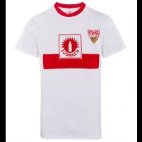 VfB Stuttgart Trikot 1989 UEFA-Cup Finale