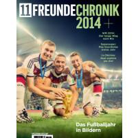 11FREUNDE Chronik 2014