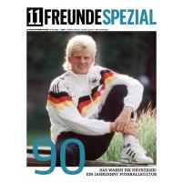 11FREUNDE SPEZIAL - Die 90er Jahre