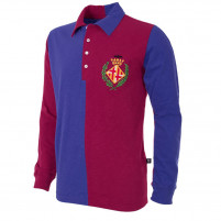 FC Barcelona 1899 Long Sleeve Retro Football Shirt