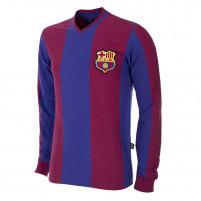 FC Barcelona 1916 - 17 Long Sleeve Retro Football Shirt