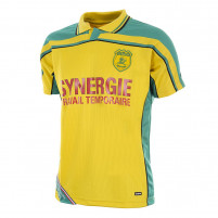 FC Nantes 2000 - 01 Retro Football Shirt