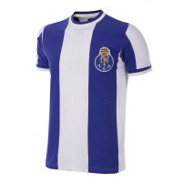 FC Porto 1971 - 72 Short Sleeve Retro Football Shirt