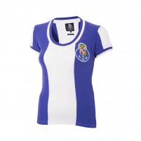 FC Porto 1971 - 72 Womens Retro Football Shirt