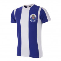 FC Porto Retro T-Shirt | White - Blue
