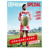 11FREUNDE Spezial - Die Geschichte der Champions League (FCB-Cover)