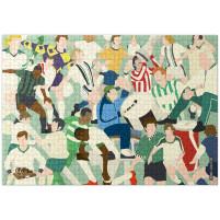 Puzzle: Gladbach Clash