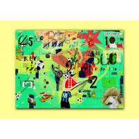 Adventskalender: Fußball-Angeberwissen - mit Illustrationen von Frank Höhne - 11FREUNDE SHOP