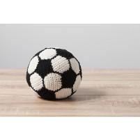 Smallstuff Fodbold (gehäkelter Baby-/Kinderfußball)
