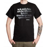 Wochenende Shirt (neues Design)