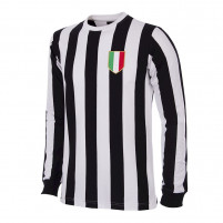 Juventus FC 1951 - 52 Long Sleeve Retro Shirt