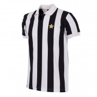 Juventus FC 1976 - 77 Coppa UEFA Short Sleeve Retro Shirt