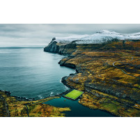 Auf den Färöer Inseln