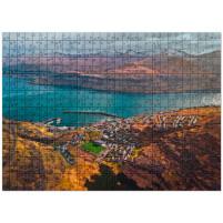 Puzzle: Auf den Färöer Inseln (2)